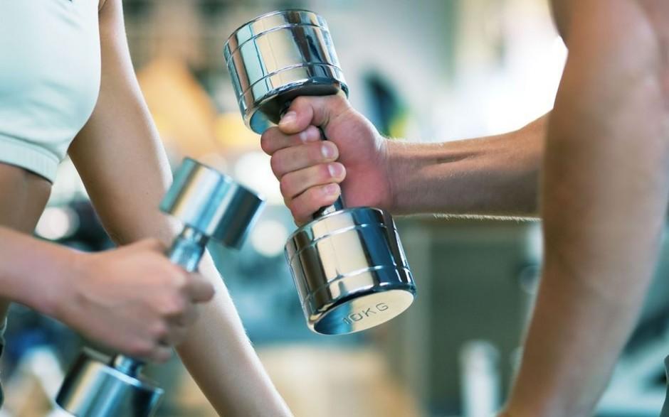 Vežbajte kontrolisano i pravilno!